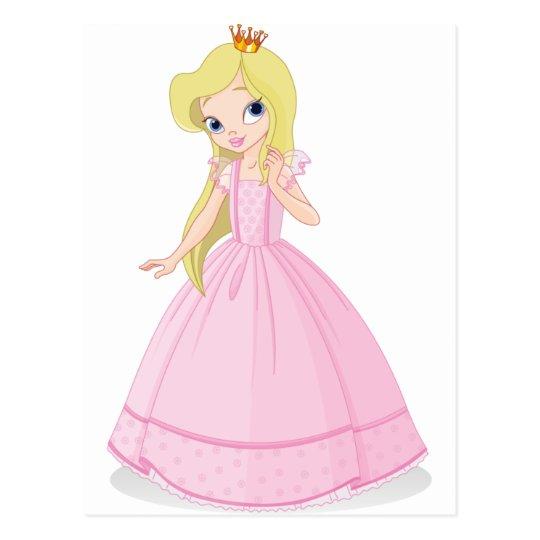princess 02 postcard