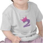 Princess 2 with Crown T Shirt