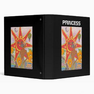 PRINCESS 3 RING BINDER