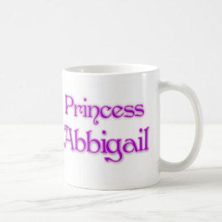 Princess Abbigail Mug