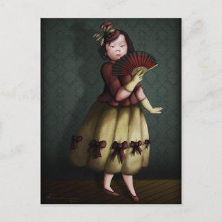 Princess Adora, postcard postcard