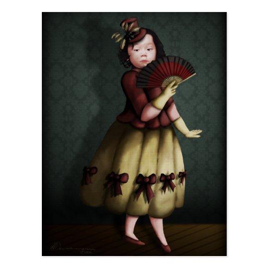 Princess Adora, postcard