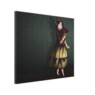 Princess Adora, wrapped canvas