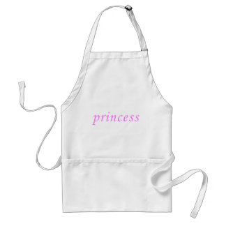 Princess Adult Apron