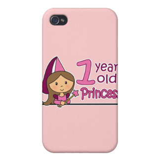 Princess Age 1 Cases For iPhone 4