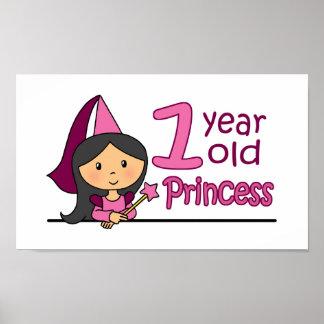 Princess Age 1 Poster