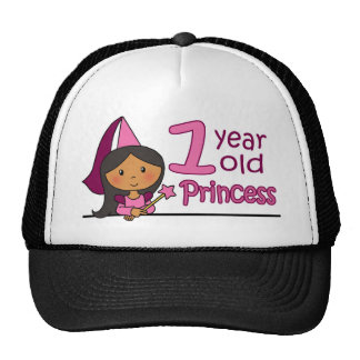 Princess Age 1 Trucker Hat