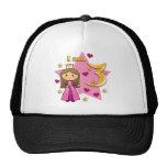 Princess Age 3 Mesh Hat