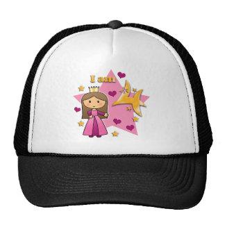 Princess Age 4 Trucker Hat