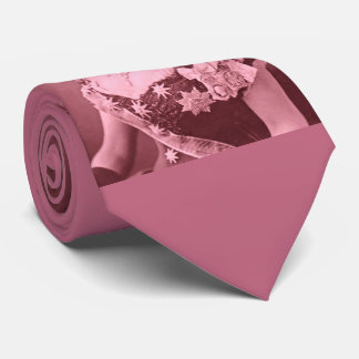 Princess Alexandra of Denmark in pink Tie