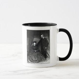 Princess Alice and Prince Ludwig of Hesse, 1860 Mug