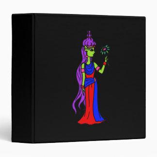 Princess Alien Binder
