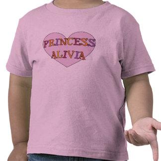 Princess Alivia Toddler T Shirt