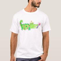 Princess Alligator T-Shirt