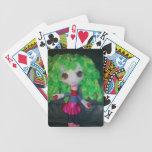 """Princess Alyssa"" Smartz Doll Playing Cards"
