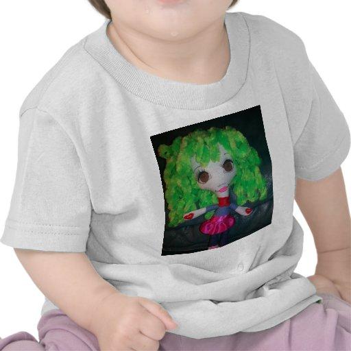 """Princess Alyssa"" Smartz Doll T-shirts"