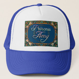 Princess Amy Trucker Hat