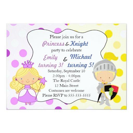 Disney Princess Party Invitations was adorable invitation example