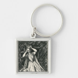 Princess and the Dark Angel Keychains