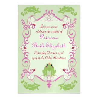 Princess and the Frog Card