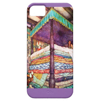 Princess and the Pea iPhone SE/5/5s Case