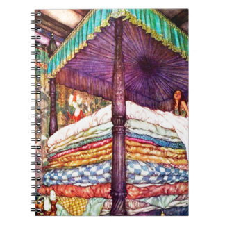 Princess and the Pea Notebook