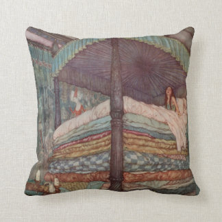 Princess and the Pea Pillow Rackham Fairytale