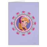 Princess Anna Greeting Card