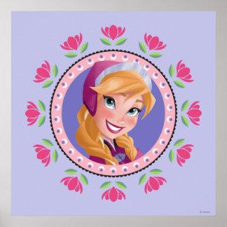 Princess Anna Posters