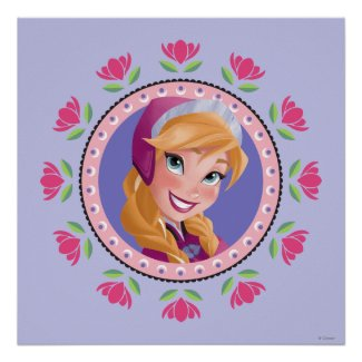 Princess Anna Posters