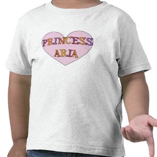 Princess Aria Toddler T Shirt