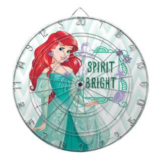 Princess Ariel Dartboard