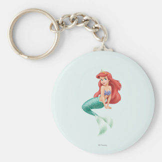 Princess Ariel Keychain