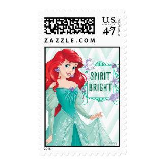 Princess Ariel Postage Stamp
