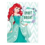 Princess Ariel Postcard