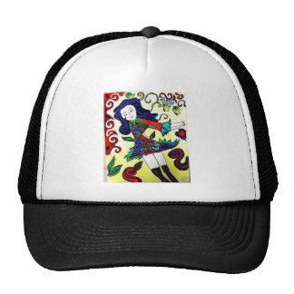 Princess Art-Daisey Van Diesel Trucker Hat