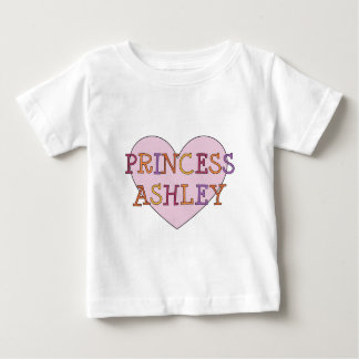 Princess Ashley Baby T-Shirt