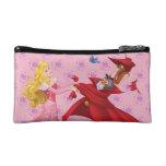Princess Aurora and Forest Animals Makeup Bag