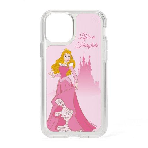 Princess Aurora & Castle Graphic Speck iPhone 11 Pro Case