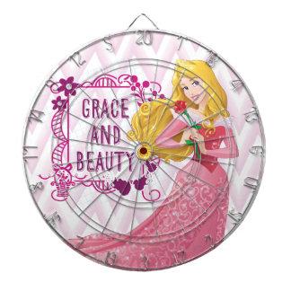 Princess Aurora Dart Board