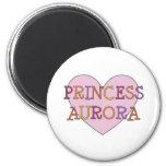 Princess Aurora Fridge Magnets
