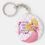 Princess Aurora Keychain