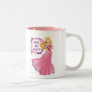 Princess Aurora Two-Tone Coffee Mug