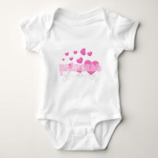 PRINCESS BABY BODYSUIT