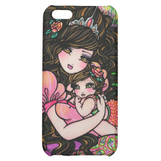 Princess & Baby Fantasy Fairy Tale Art Hannah Lynn iPhone 5C Cover
