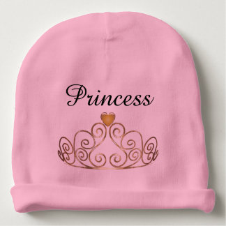 Princess Baby Girl Beanie cap
