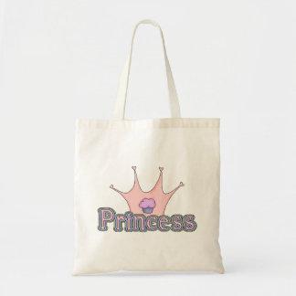 Princess Baby Girl Tote Bag