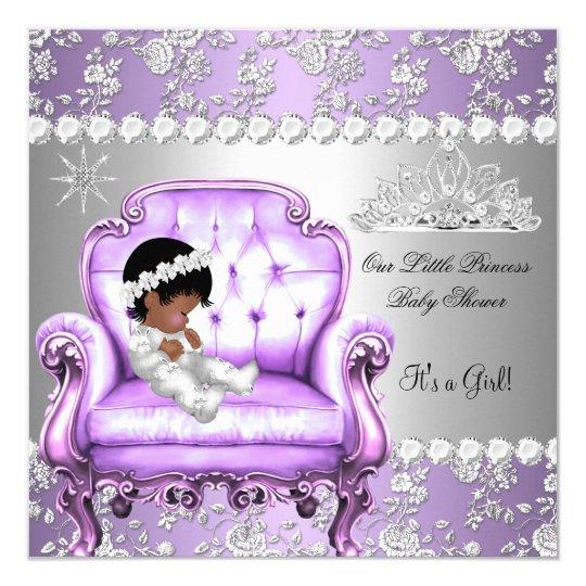 Lavender baby shower invitations diabetesmangfo lavender baby shower invitations announcements zazzle baby shower filmwisefo