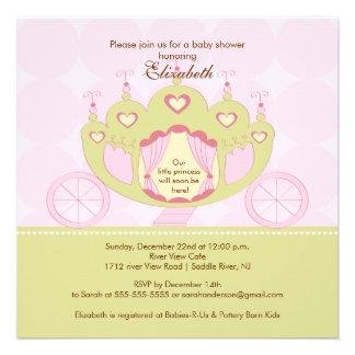 princess theme invitations princess theme announcements invites