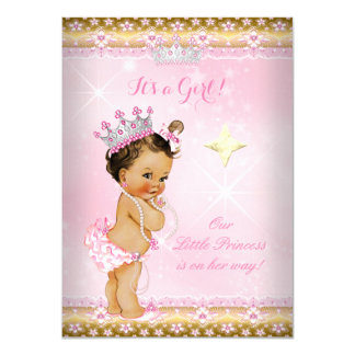 princess tiara baby shower gifts on zazzle, Baby shower invitations
